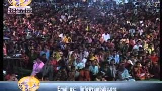 P.S. Rambabu (Evangelist Rambabu) Telugu To Kannada -Epi 10 ( Bellary-Day 1 Evening)