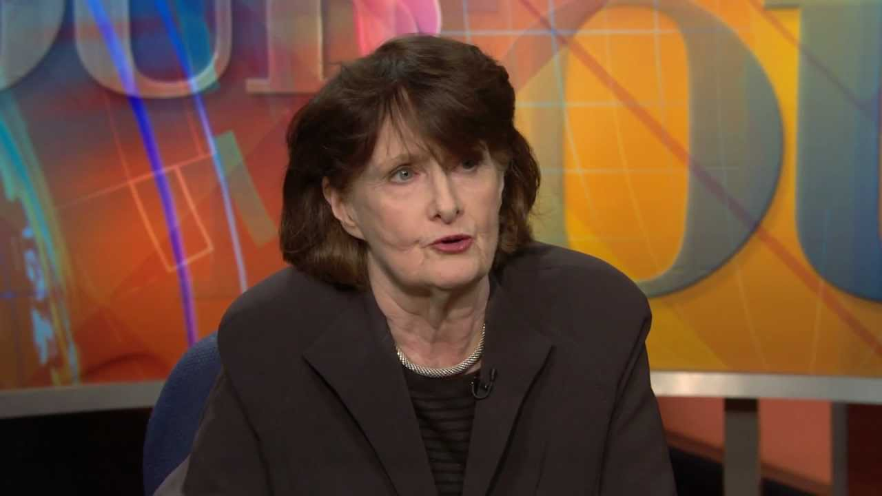 Conversation: Poet Eavan Boland - YouTube