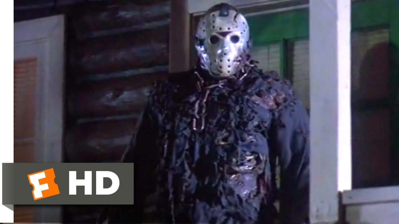 Friday the 13th VII: The New Blood (1988) - Jason vs. Psychic Scene (7/10)   Movieclips