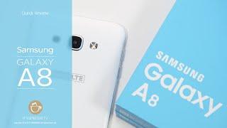 samsung galaxy a8 quick review 갤럭시 a8 퀵리뷰