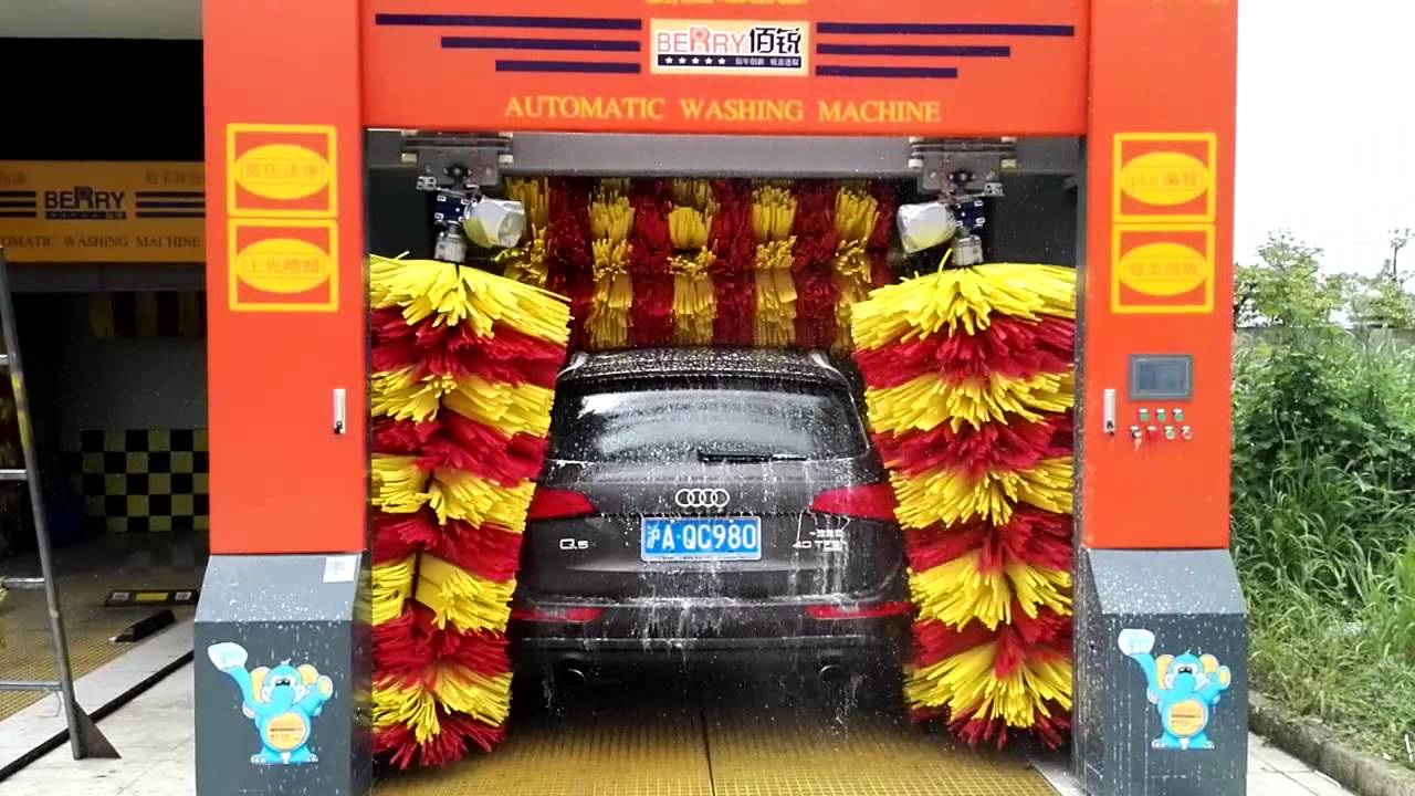 Car Washing Machine The Professional Car Wash Equipment With Low