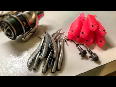 Quick Trout Limit on Soft Plastics  + Win A Fishing Trip With EliasVFishing (Black Friday Sale)