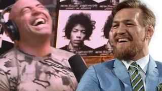Joe Rogan - Conor McGregor is the Best Trash Talker Ever!