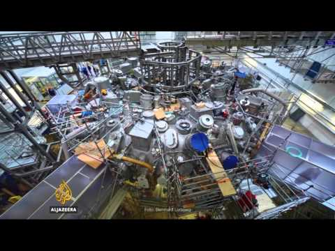 Germany launches world's largest nuclear fusion reactor