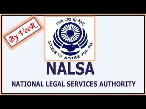 L-120- NALSA-National Legal Service Authority-Justice for All (Polity, Laxmikanth,Constitution) VeeR