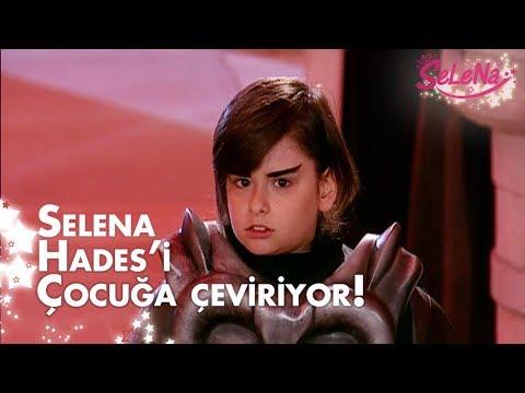 Selena Hades&39;i çocuğa çeviriyor