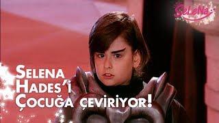 Selena, Hades'i çocuğa çeviriyor!