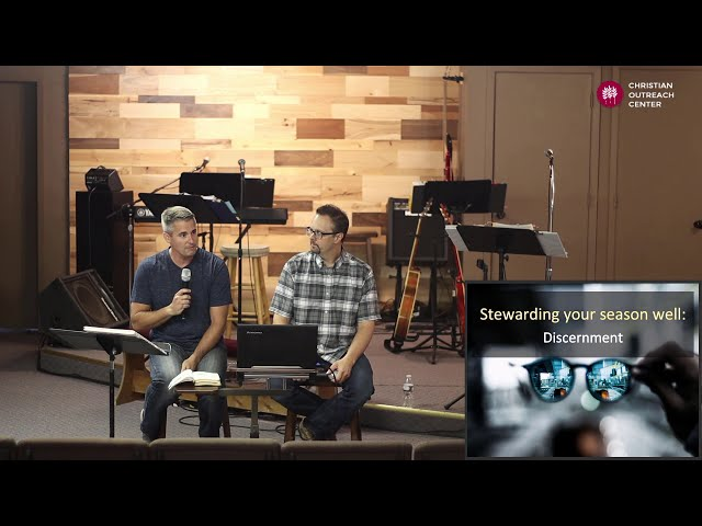 Sunday 7-12-2020: Hebrews 4 & Discernment