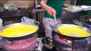 Asian Street Food - Fast Food Street in Asia, Cambodian food #22, Num Banhchev