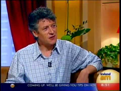 The Blue Nile - Paul Buchanan interview on TV3