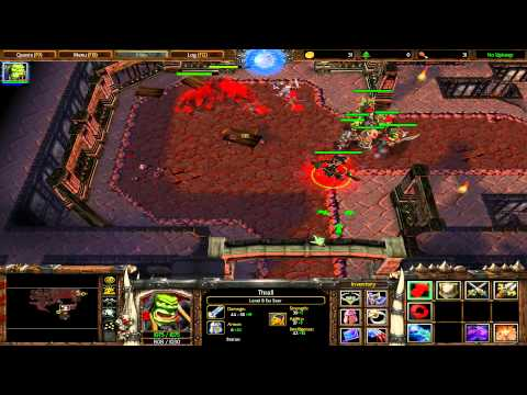Warcraft 3: Reign of Chaos - Orc 07 - The Oracle