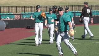 Sights and Sounds: First Baseball Practice
