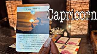 """CAPRICORN - """"The Battle of Independence! Get Ready For This..."""" JULY 19-25 TAROT"""