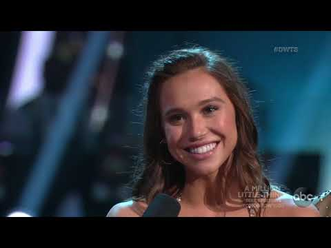 HD Alexis and Alan Dancing With The Stars Premiere Night 2 | Week 1- Jive!