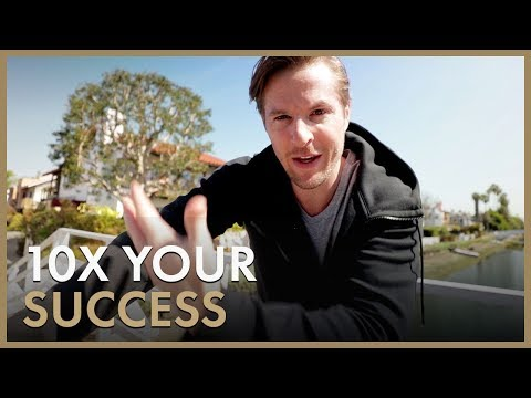 10X Your Success By Leapfrogging Ahead - Become A Visionary