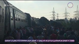 مساء dmc - النائب العام يشكل لجنة سباعية لتحديد المسئول عن حادث قطاري الإسكندرية