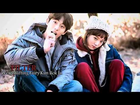 Kdrama Weightlifting Fairy Kim Bok Ju || Jimin Filter