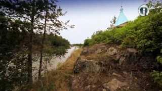Валаам.  Земля Бога.(Валаам. Так назвали когда-то 8-9 веков назад этот остров ижоры, народ финно-угорской языковой группы. Кажется,..., 2015-02-14T15:16:14.000Z)