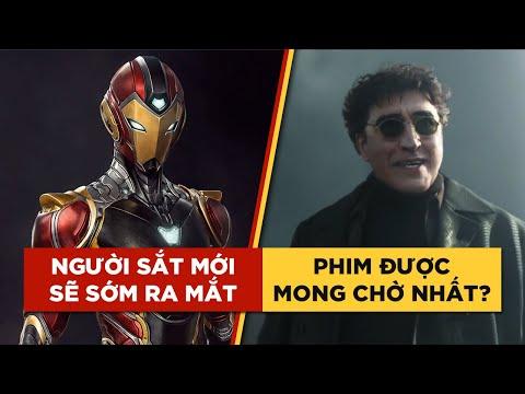 Phê Phim News: Xuất hiện người KẾ THỪA di sản IRON MAN   Trailer NO WAY HOME phá kỷ lục ENDGAME