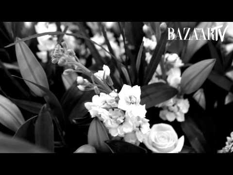 Bazaar Ukraine Cover Shooting April 2014