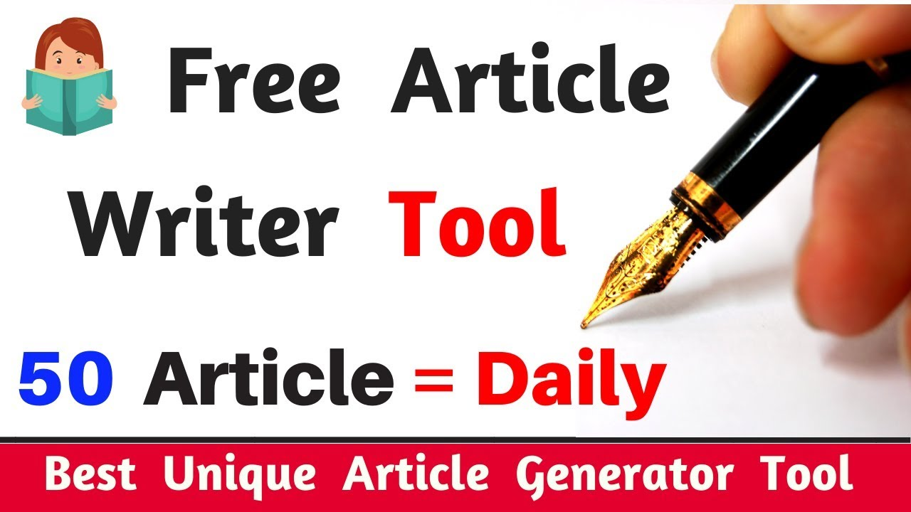 how to write good articles for blog | how to write a blog post step by step
