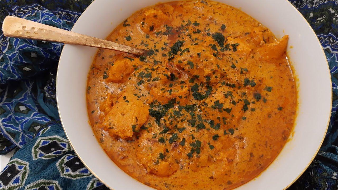 Butter Chicken Resepti