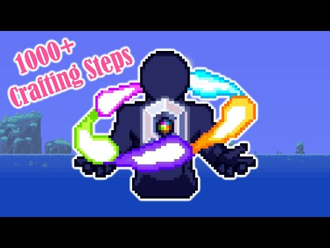 The Most Insane Item in Terraria (Soul of Eternity)