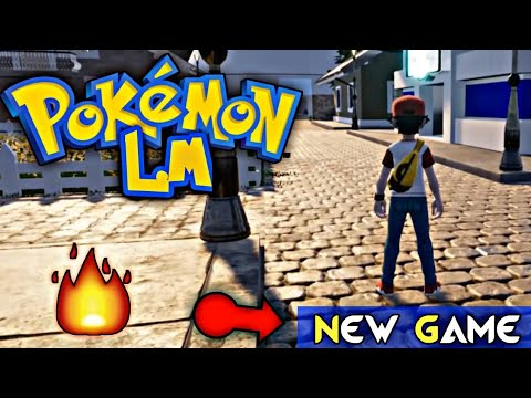 Pokémon New Game || Pokémon L.M For Android || Download With High Graphic || Pokémon Sun And Moon