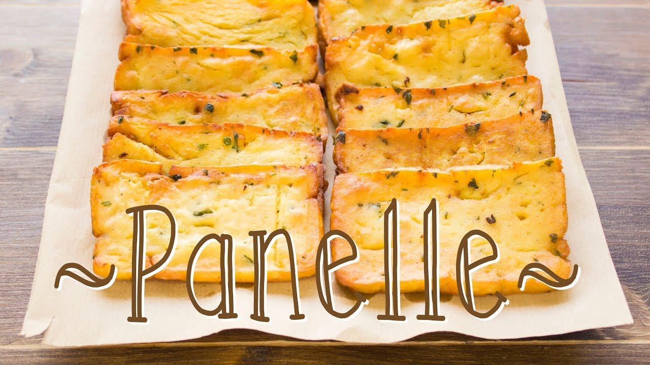 Panelle palermitane ricetta tipica della cucina for Cucina siciliana