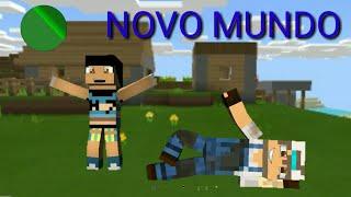 MEGA AVENTURA #2 Um Novo Mundo ?!