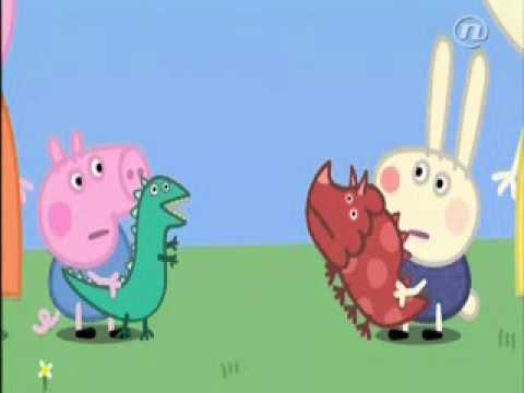 Peppa Pig - Praščić Peppa - Georgeov prijatelj - Hrvatski