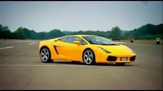 Lamborghini Gallardo Топ Гир на русском