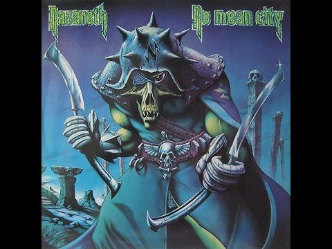 NAZARETH -  No Mean City (Full Album)