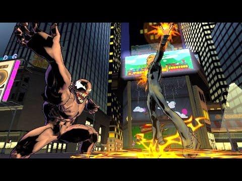 Ultimate Spider-Man - ELECTRO VS VENOM & VILÕES SECRETOS DA S.H.I.E.L.D? #5 Gameplay em Português