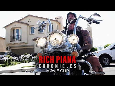 "Rich Piana Chronicles MOVIE CLIP | ""Hearing It From Me Is Different Than From Other People"""