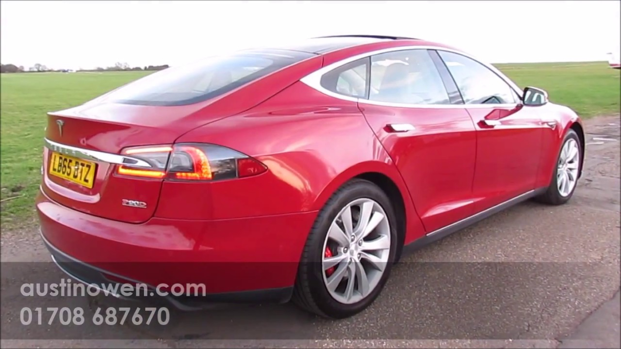tesla model s 2015 for sale austin owen specialist cars youtube. Black Bedroom Furniture Sets. Home Design Ideas