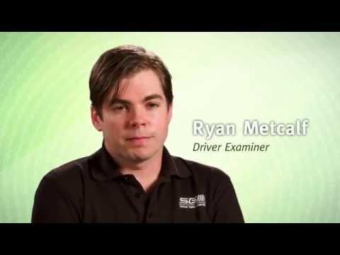 Ryan's story - Driver Examiner