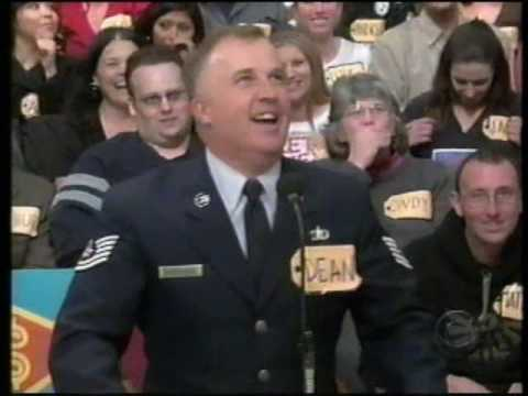 Additional playing of Grand Game -- The Price is Right (Carey)