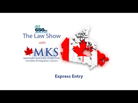 Express entry - Canadian Immigration
