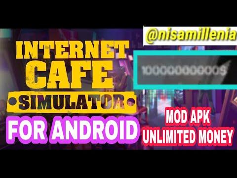 GAME MOD - BAGI BAGI LINK DOWNLOAD GAME INTERNET CAFE SIMULATOR MOD APK FOR ANDROID FREE - 동영상