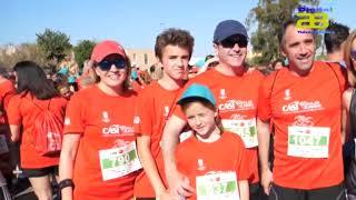 Gran éxito de la I CASI Tomate Popular Running