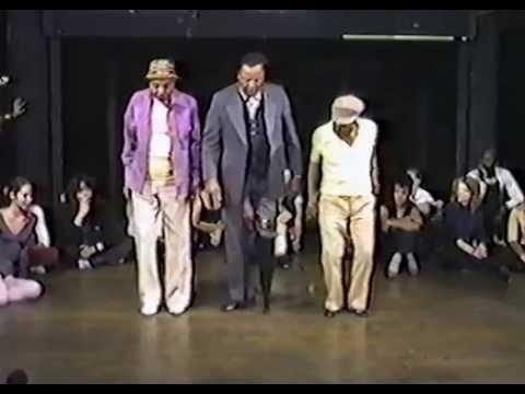 """Clayton """"Peg Leg"""" Bates, Charles """"Cookie"""" Cook & Earnest """"Brownie"""" Brown"""
