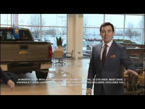 new cruze for 2 years | tom gill chevrolet - youtube