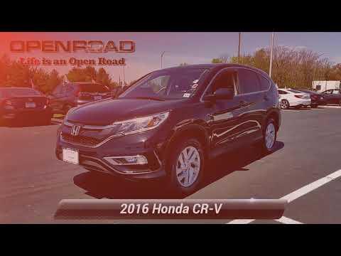 Certified 2016 Honda CR-V EX, Edison, NJ 10581P