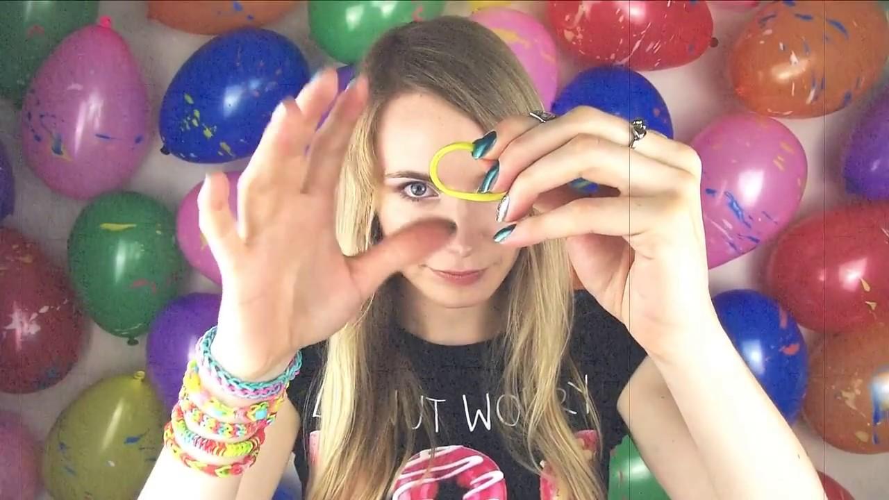 sarabeautycorner how to loom bands magic tricks diy 6