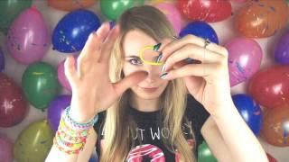 sarabeautycorner  How To Loom Bands Magic Tricks! DIY 6 Magic Tricks 2016
