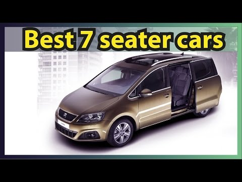 Top 7 seater cars in 2017 - WorldNews
