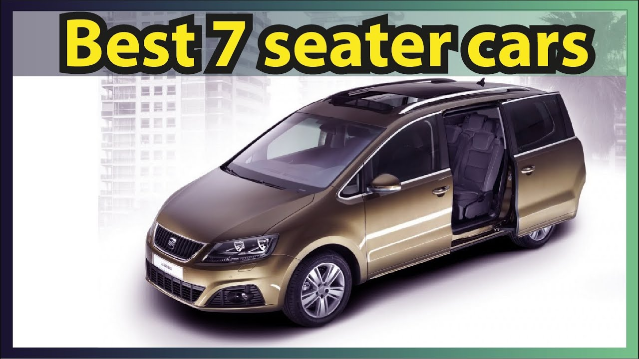 Best 7 Seater Cars In 2016 17 (new Cars 2017 Usa)   YouTube