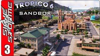 Tropico 6 - Unlocking the Secrets Part 3◀ $300,000 BUILDING PROJECT! ▶