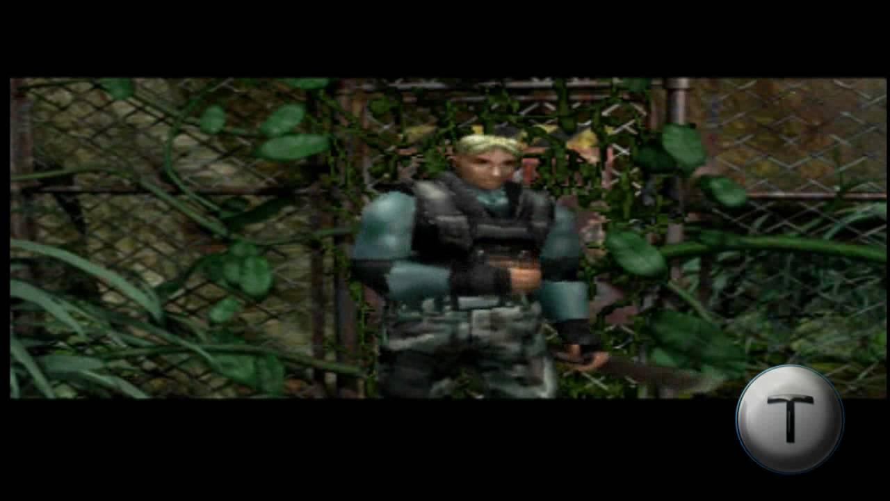 Dino Crisis 2 (PS1) Walkthrough Part 1 - The Beginning